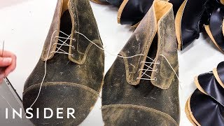 How TAFT Suede Boots Are Made