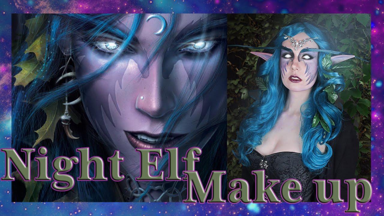 Warcraft night elf gangbang s