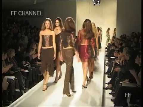 Nicole Miller | Fall Winter 2000/2001 Full Fashion Show | Exclusive