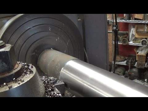 Machining  A Tail Stock Quill (Part 1)