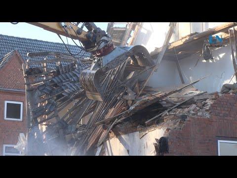 Karlshof: Wohnblock wird abgerissen
