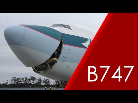 On the Ramp: 747-8 Freighter Operations