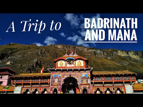 Trip to Badrinath and Mana