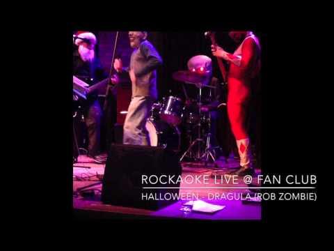 Live Karaoke @ Fan Club - Halloween