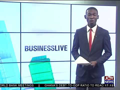 Green Housing Concepts - Business Live on JoyNews (18-10-17)
