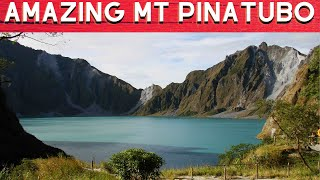 INCREDIBLE MT PINATUBO ADVENTURE! WE NEVER EXPECTED THIS IN PHILIPPINES