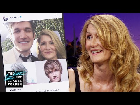 Laura Dern Puts an End to the Bo Burnham Conspiracy