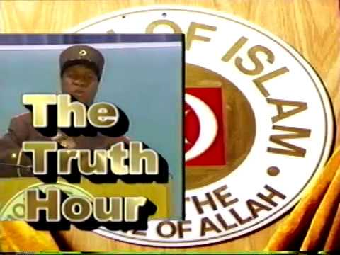 THE TRUTH HOUR: MIN. TONY MUHAMMAD ADRESSES DR. FRED PRICE