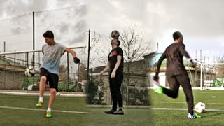 crossbar trick shots skills w miniminter tbjzl manny