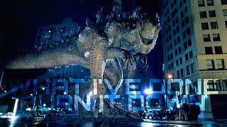 Godzilla 1998 - What  ve Done Burn  t Down Music Video