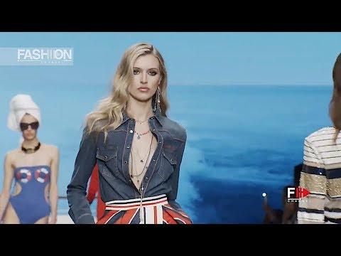 ELISABETTA FRANCHI Spring 2020 Milan - Fashion Channel