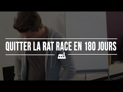 Comment quitter la Rat Race en 180 jours