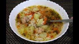 суп из ТУНЦА на Быструю руку за 30 минут/Вкусный и Быстрый Суп из Консервированного Тунца и Помидор