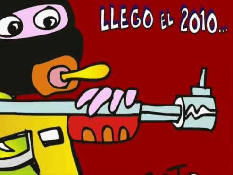 MUERE BELTRAN LEYVA MUEREN SOLDADOS MUEREN CIVILES... ADIOS AL 2009 CARICATURA SOTO 2010