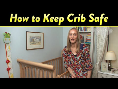 how to put a baby in a crib