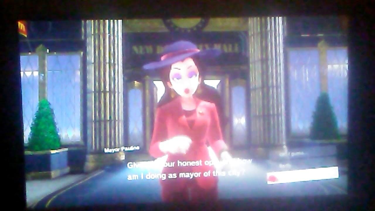 Super Mario Odyssey Pauline S Quiz Youtube