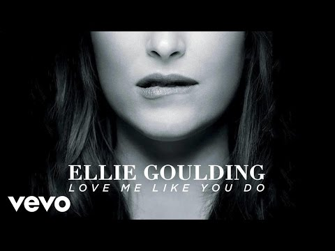 Ellie Goulding  Love Me Like You Do  Audio