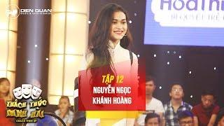 Thách thức danh hài 3 | tập 12: cô gái xinh đẹp 20 tuổi gây ấn tượng với Trấn Thành, Trường Giang