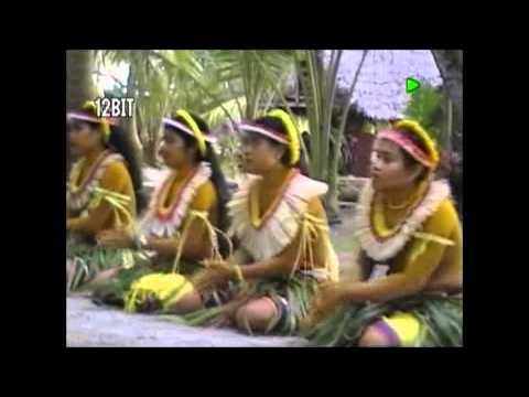 Ifalik Dancers - Moses