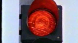 香港中古廣告: MTR 地下鐡路(紅燈篇)1991
