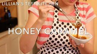 Dairy-free Paleo Honey Caramel