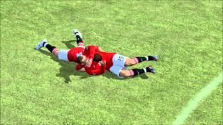 Смешные моменты и лаги в игре FIFA 12(, 2012-06-10T08:52:43.000Z)