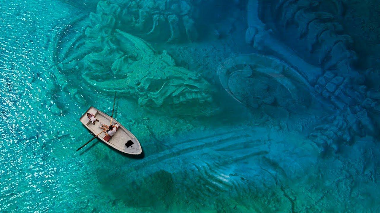 ALGO my RARO se Esconde en el Lago TITICACA