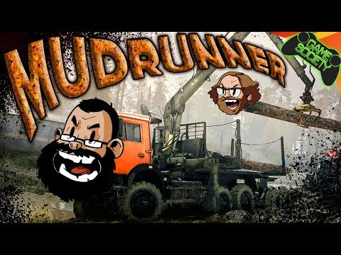 Hilarious LOGGING Game | Game Society Pimps