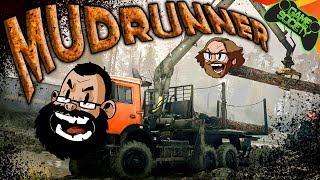 MudRunner   Loggin' The Bog   Game Society Pimps