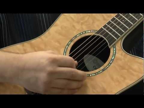 Applause Ovation AB24-4 Review (2019)   GuitarFella.com