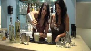 Rude Margaritas With Mixologist Jennifer Castillo At Cafeteria, New York City