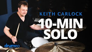 Keith Carlock's Epic 10-Minute Drum Solo