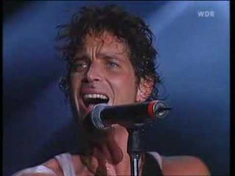 Audioslave - I Am The Highway Live
