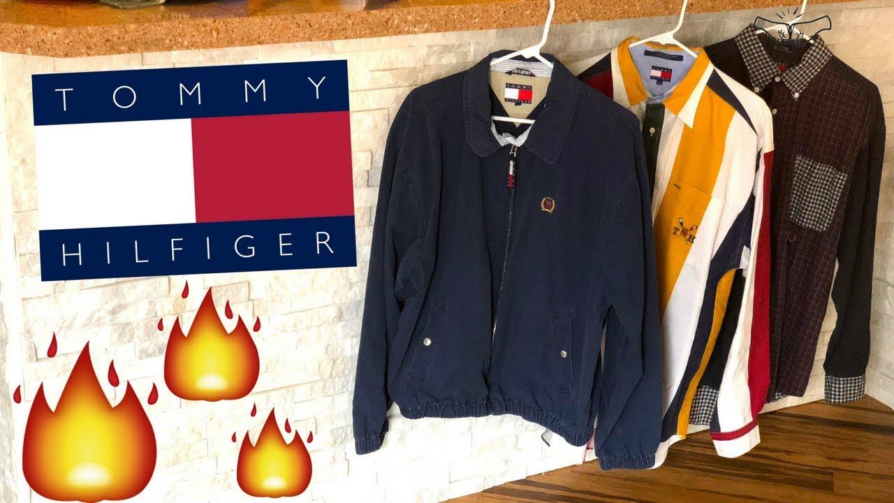 Tommy Hilfiger Garage Sale HEAT! ???????? - Reseller Ride Along!