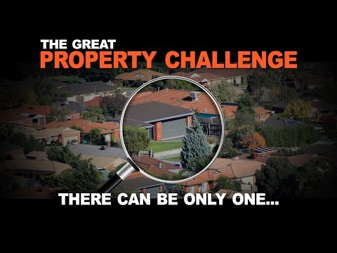 THE GREAT PROPERTY CHALLENGE - REPLAY