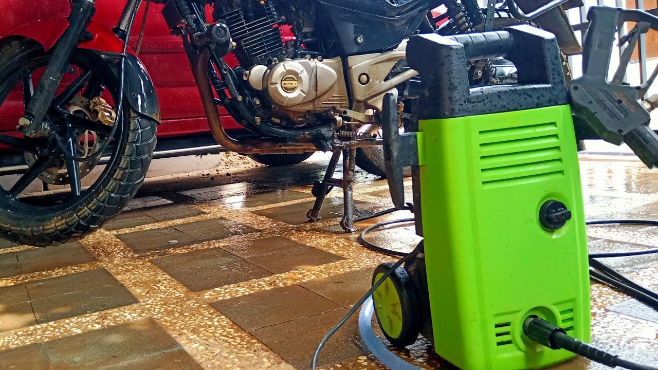 Unboxing Nankai Mesin Cuci Mobil Motor Tekanan Tinggi Tipe Vad 70 Alat Ac Steam Jet Cleaner 160psi Water