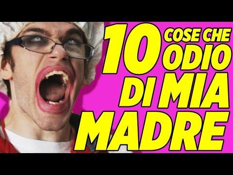 10 COSE CHE ODIO DI MIA MADRE  iPantellas