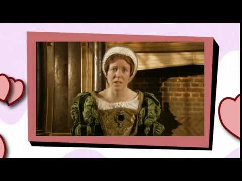 Horrible Histories Terrible Tudors ; Phillip II & Mary I love Story