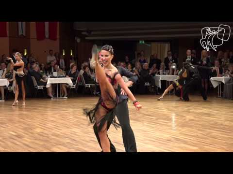 Final Cha Cha Cha | 2015 PD World 10D | DanceSport Total