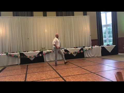 When no one dances at a wedding, you request Tim MCGraw Indian Outlaw and cover the dance floor
