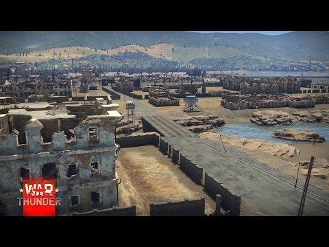 War Thunder - Upcoming Content - Port Of Novorossiysk (Location)