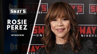 rosie Perez интервью