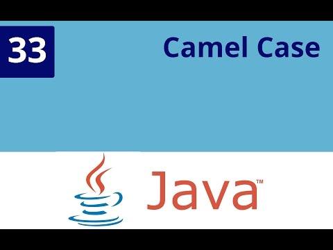 Capítulo 33 -  Camel Case
