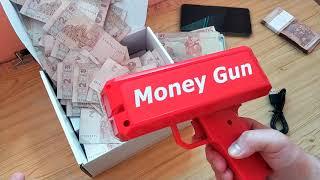 GeekVape Money Gun - презабавная ерунда!
