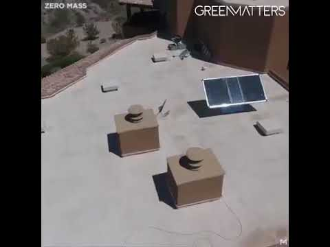 Alternative method of Solar Energy
