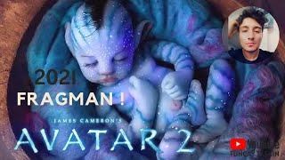 Avatar 2 sonunda çıkacak   İşte Fragman ( 2009 - 2021 )