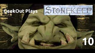 Stonekeep Episode 10 - Shoo Snakes Don