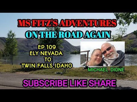 ELY TO TWIN FALLS EP 109 05 07 2020  1 01