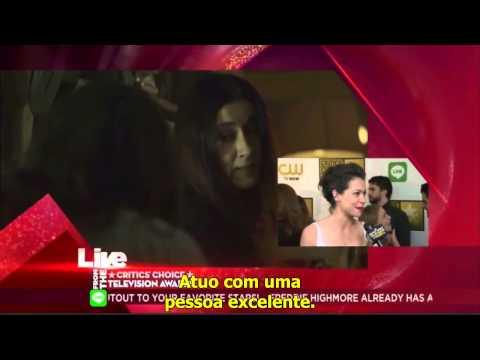 [LEGENDADO] Tatiana Maslany Interview CCTA 2014 - Critics Choice Television Awards