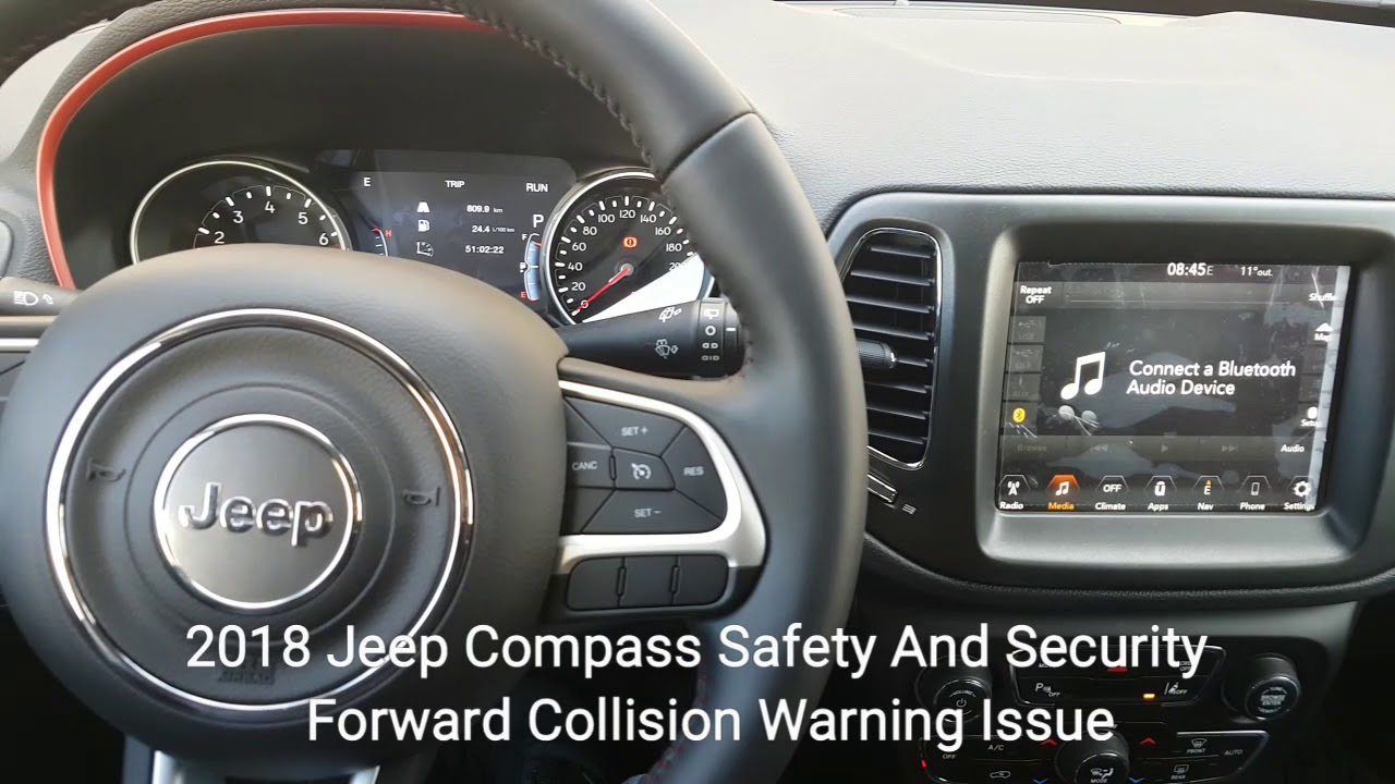 2018 Jeep Compass Issues - Jeep Compass Forum